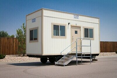 New 2020 8x24 Mobile Office Trailer Modular Building - Chicago Il