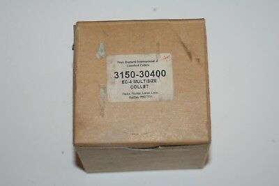Pratt Burnerd International Crawford Ec-4 Multisize Collet 3150-30400 6.4-9.5mm