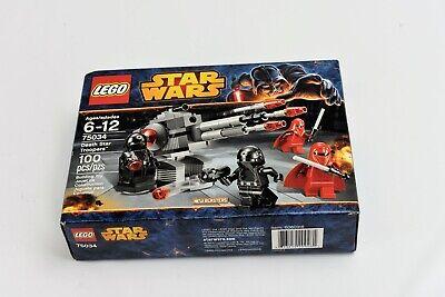 Lego Star Wars - 75034 - Death Star Troopers - NEW - Retired - SEALED! NIB!