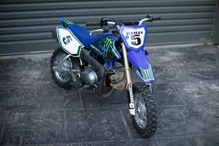 Yamaha TTR50 Motorbike Ringwood East Maroondah Area Preview