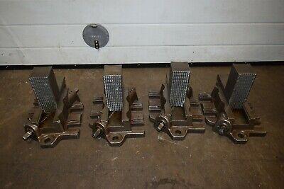 Vtl Vertical Lathe Boring Mill Jaws Set Of 4