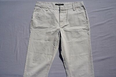 Joes Flat Front Jeans - Joes Jeans Mens Flat Front Casual Chino Pants , Flap Pockets Size 32