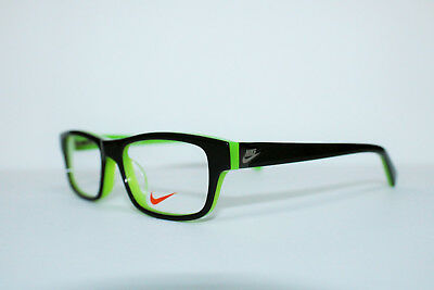 679c4a160e4 BRAND NEW NIKE 5518 311 KHAKI LIME AUTHENTIC KIDS RX EYEGLASSES 46-15-130 MM