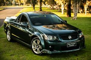 2010 HOLDEN COMMODORE SV6 VE 3.6L 6SP AUTO UTE HARD LID Welshpool Canning Area Preview