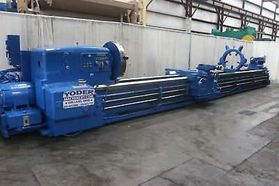 40 X 324 27 Monarch Engine Lathe Stock 65383