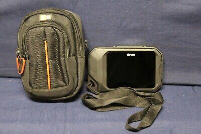 Flir C2 Compact Thermal Imaging Camera - Black F2b8
