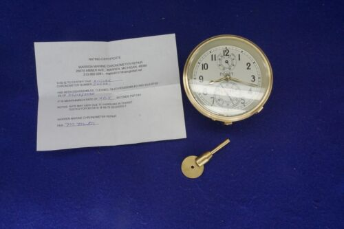 Russian Marine Chronometer just overhauled