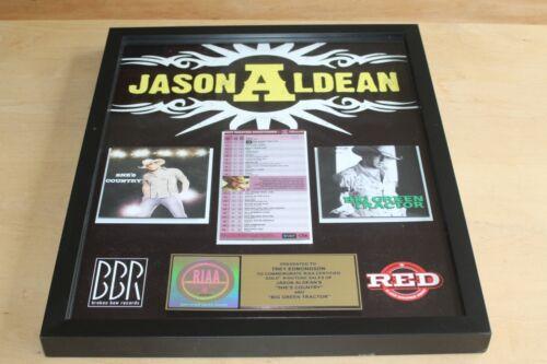 Jason Aldean  - USA Gold Ringtones RIAA Award She