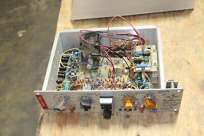 Grass Instruments Low-level D.c. Pre-amplifier Model 7p1g