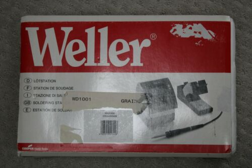 WELLER WD 1 POWER UNIT SOLDERING STATION POWER SUPPLY 85W  NEW NOS