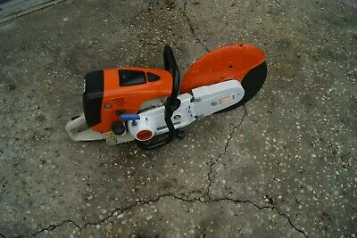 Stihl Ts700 Gas Powered Concrete Cut-off Saw We Ship Only To East Coast
