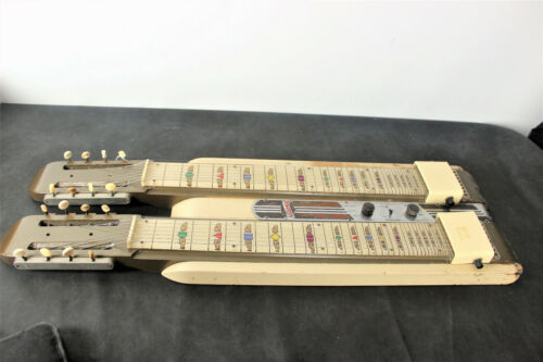 Vintage National Double Lapsteel Guitar