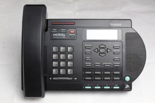 Nortel Venture Black 3-Line Digital Business Office Phone