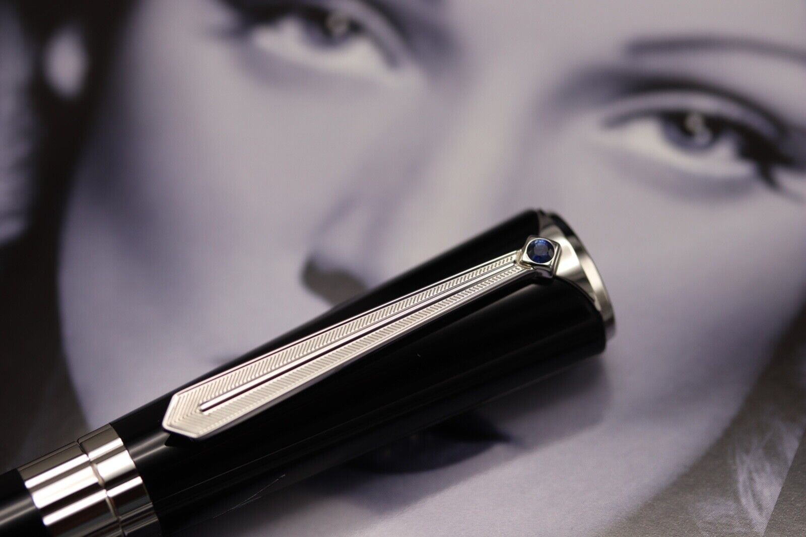 Montblanc Diva Line Marlene Dietrich Special Edition Fountain Pen - NEW MARCH 21 5