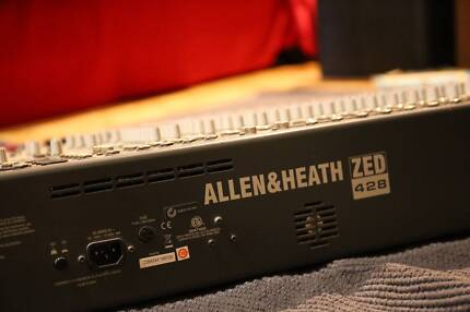 Allen & Heath ZED-428 24 Channel Studio MIxer