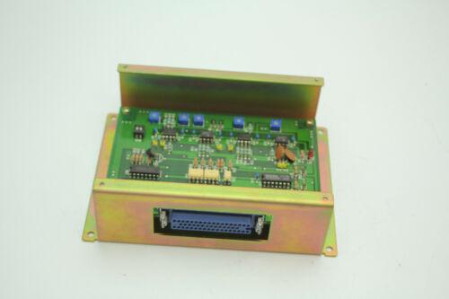 Mazak 69399H Control Board HDY00399 Used