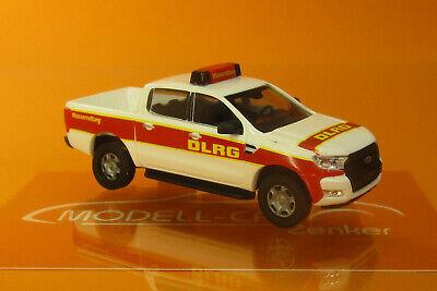 1:87 Busch Ford Ranger Pick-up DLRG 52810