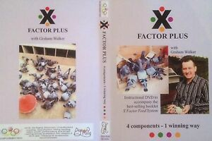 RACING PIGEON DVD - X Factor PLUS