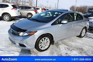 2012 Honda Civic EX *38,23$/sem*