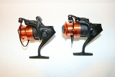 2 unused Abu Garcia MAX Z30 Fishing Spinning Reels 4 Bearings