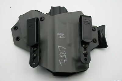 T.Rex Arms Glock 19/23/32 TLR-7 Sidecar (2nd) Appendix Rig Kydex Holster - Left