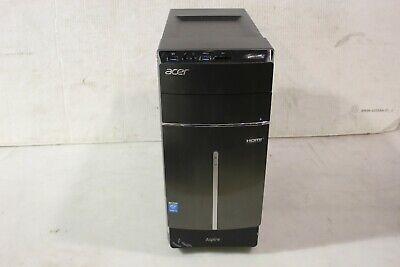 Acer Aspire TC-605 MT Desktop Computer i5-4460 3.2GHz 10GB RAM 256GB 1TB HHD