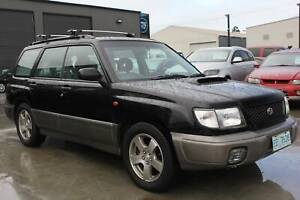 1999 Subaru Forester GT Turbo AWD (Manual) Mowbray Launceston Area Preview