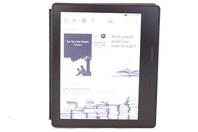 "Amazon Kindle Oasis, Wi-Fi , 4GB, 6"" Reader, Black"