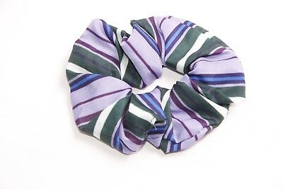 Everyday Vintage 70's Style Women Medium Size Stripped Hair Scrunchies (S310)](70s Womens Hair)