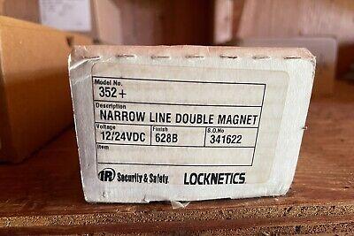 Locknetics Narrow Line Double Magnet - Model No. 352