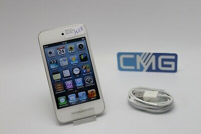 Apple iPod touch 4. Generation 8GB Weiss ( guter Zustand, siehe Fotos) #M17 17 Ipod