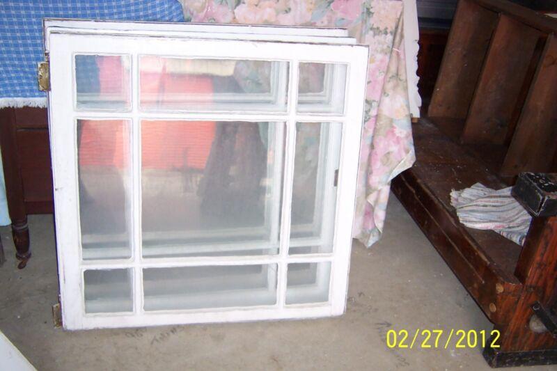 ATTIC DORMER WINDOW 34 X 34