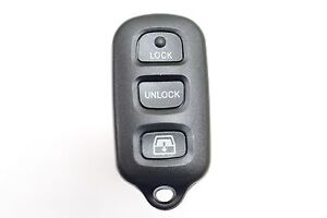 NEW Keyless Entry Remote Key Fob For a 2000 Toyota 4Runner Free Programming Inst