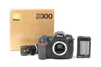 Nikon D300 12.3 MP Digital SLR Camera (Body Only) Shutter Count: 30,665 #C26391, used for sale  Shipping to Nigeria