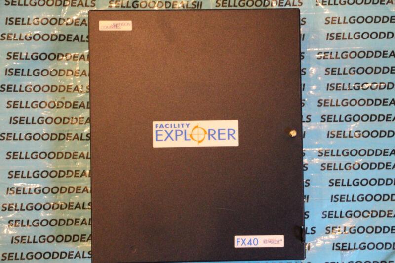 Johnson Controls LP-FX4022A-0 Facility Explorer FX40 Niagara Framework
