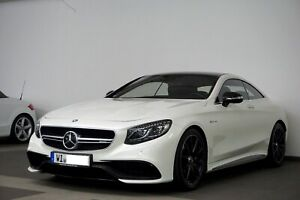 Mercedes-Benz S63 AMG 4MATIC Coupé | Traum - Junge Sterne!