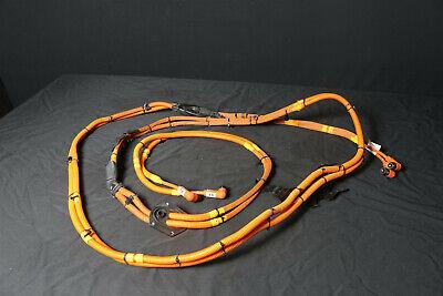 Audi A6 4G Hybrid Battery Cable Loom Hochvoltleitungssatz 4G0971015B 4G0971015C