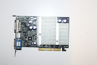 carte graphique  AGP FX5200 / 256Mb TESTED