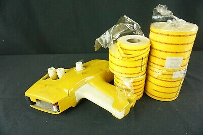 Avery Monarch 1126 Econo-ply Pricing Label Gun Labeler Tag Two Dual Line