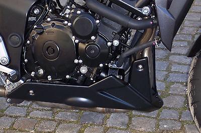 Belly Pan Suzuki GSR750 2011-2016 Black - Matte Undercladding Fairing
