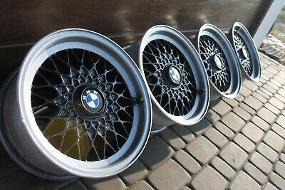"15"" OEM alloys MESH 5x120 BMW 5 6 7 series 3 5 is20 e28 e34 e60 e32 e38 e36 e46"