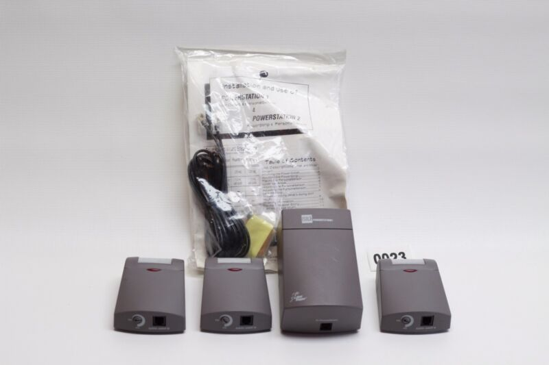 Lot of 3 - Isole Personal Sensor 12VDC Watt Stopper 12VDC PIR Occupancy Sensor &