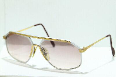 ALPINA M1 gold Sonnenbrille W.Germany Vintage rare aviator - Aviator Sonnenbrille