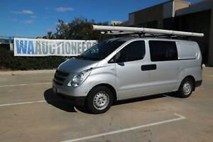 2010 Hyundai iLoad Trade Van - CURRENT AUCTION Wangara Wanneroo Area Preview