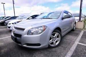 2012 Chevrolet Malibu LS, Heated seats, Bluetooth, Power windows