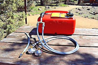 Best Honda Eu2000i Generator Dual Run Extended Fuel Line System Without Tank