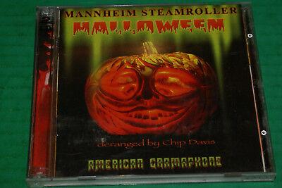 Halloween by Mannheim Steamroller (CD, Aug-2005, 2 Discs, American Gramaphone... (Mannheim Steamroller Halloween 2)