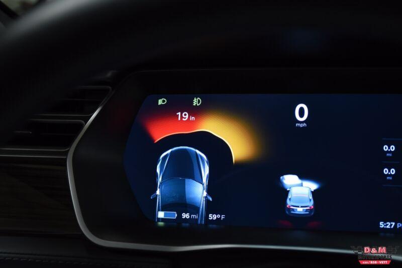 Image 15 Coche Americano usado Tesla Model S 2017