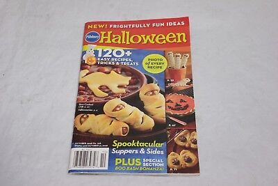 PILLSBURY HALLOWEEN 120+ EASY RECIPES, TRICKS & TREATS OCTOBER 2008 (#16 G-2) - Easy Halloween Recipe