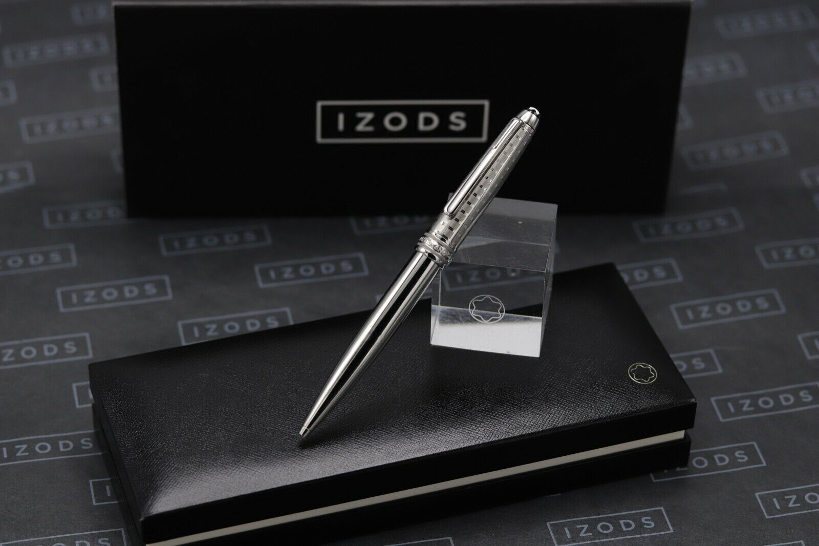 Montblanc Meisterstück Stainless Steel II Classique Ballpoint Pen